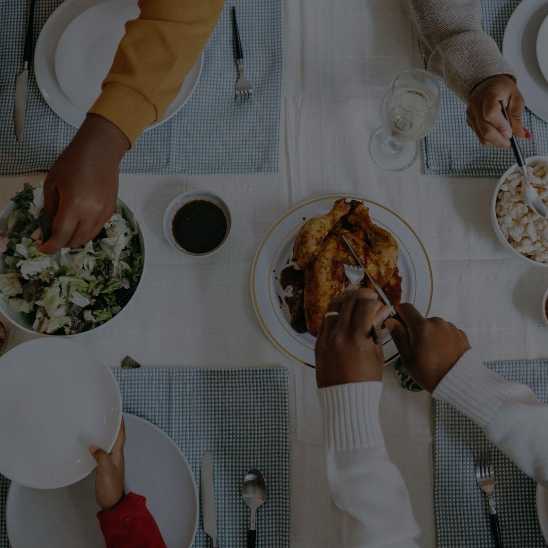 depressive eating on thanksgiving